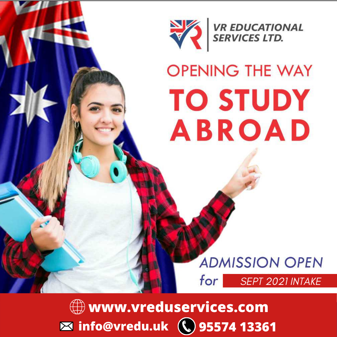 Study Abroad Consultants   VR Education Services Limited