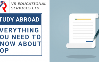 Everything you need to know about SOP for Study Abroad