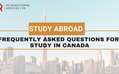 Frequently asked Questions for Study in Canada